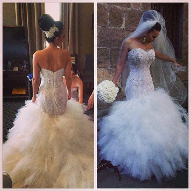 Nigerian Wedding Gowns: 821+ Nigerian White Wedding Pictures And Styles For 2017