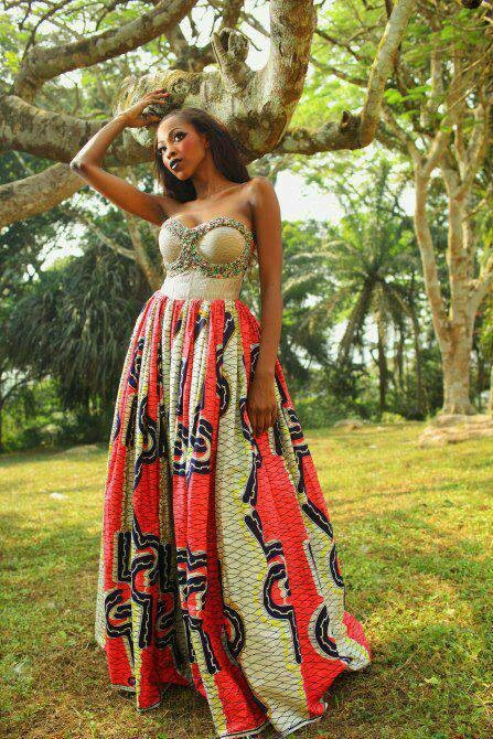 Ankara Maternity Gown Styles And Designs For Pregnant Mums  Vol 2 (1)