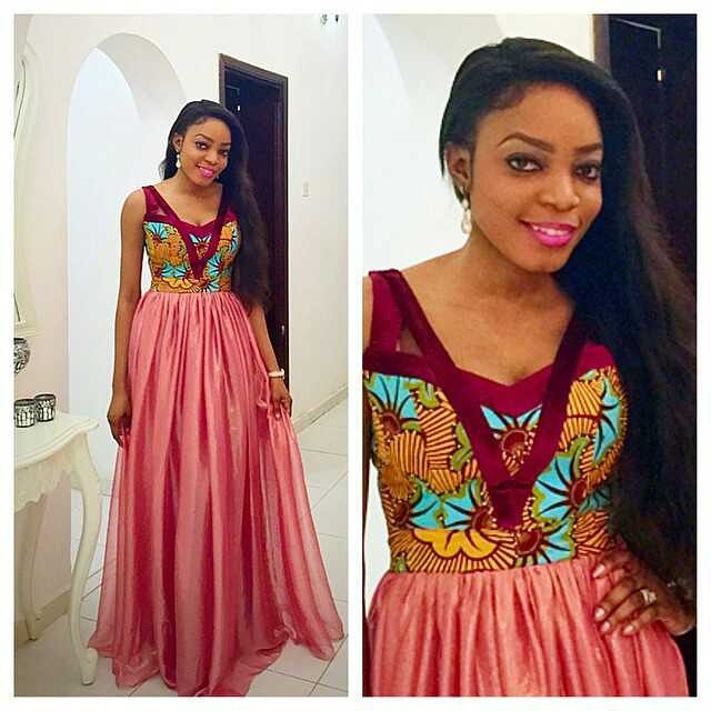 Latest Ankara Styles For Traditional Wedding (1)