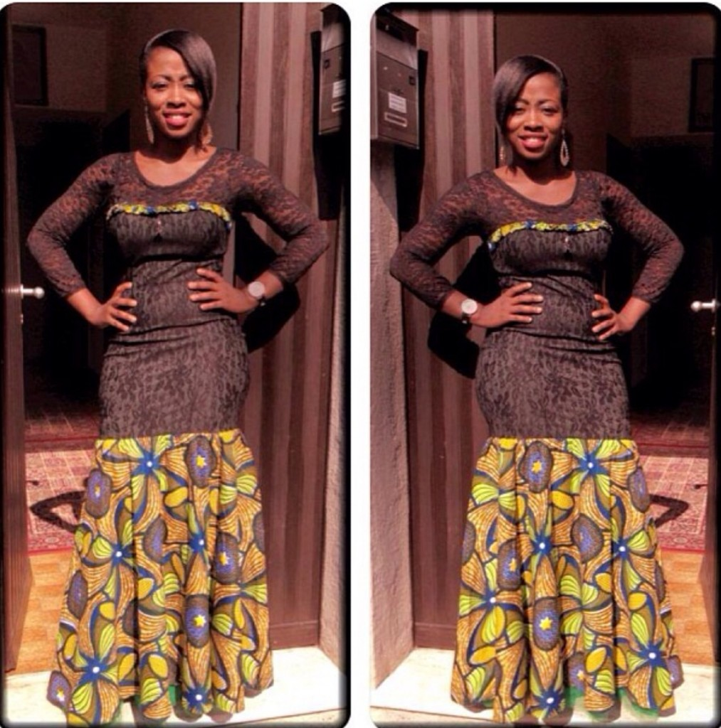 Latest Ankara Styles For Traditional Wedding (6)