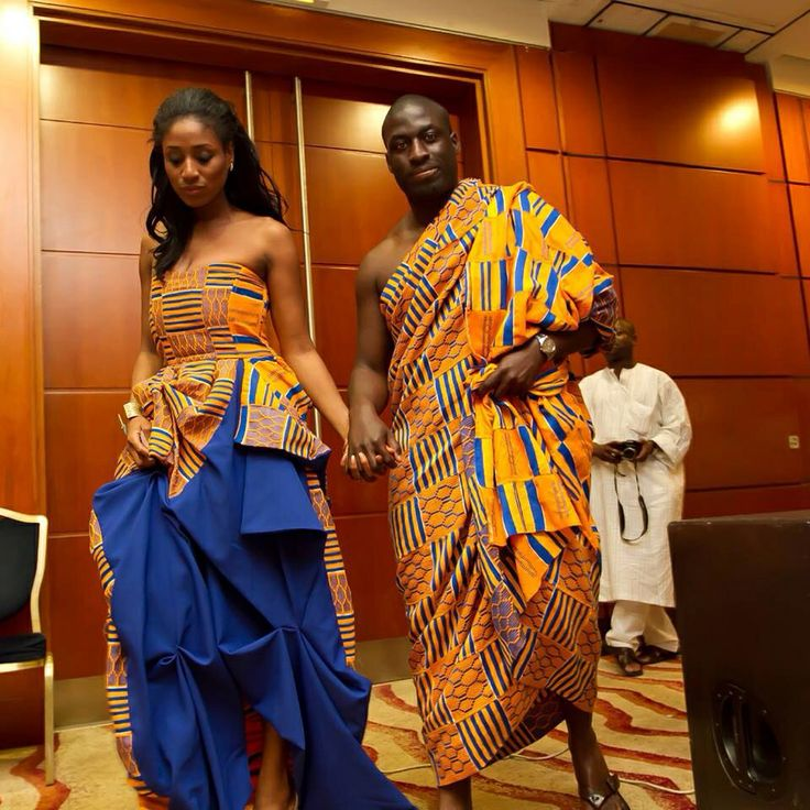 Nigerian Wedding Food: 881+ Photos Of Ghanaian Traditional Marriage Dresses In