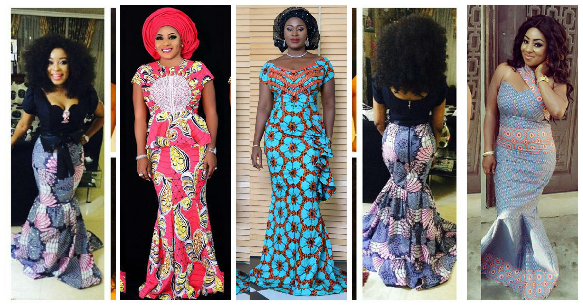 Admirable Ankara Styles On Amillionstyles.com Cover