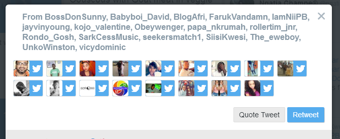 Tweetdeck Retweet