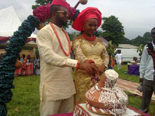 Traditional Igbo Wedding Photo 9