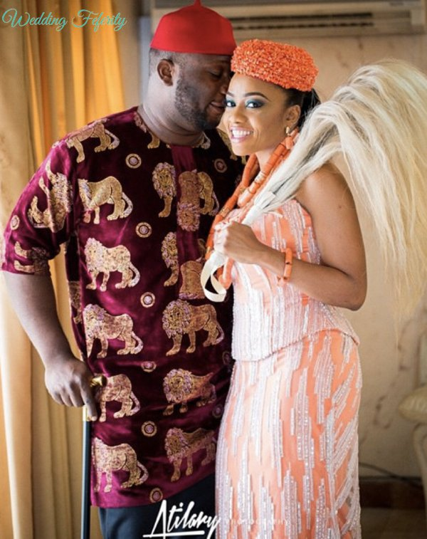 Igbo Traditional Wedding Bride Groom