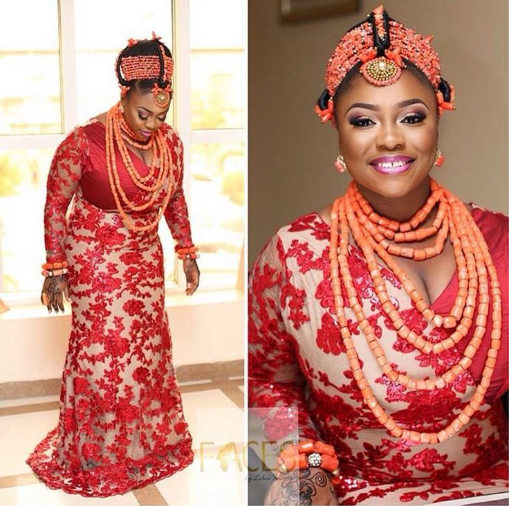 Igbo Wedding Traditional Nigerian V4