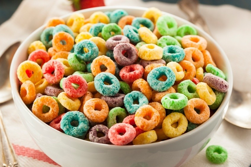 Sugar Breakfast Cereal