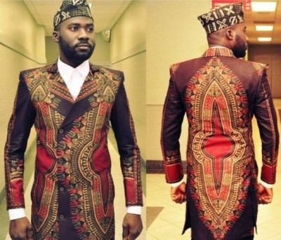 Men Styling on African Print/Ankara (MORE PHOTOS)