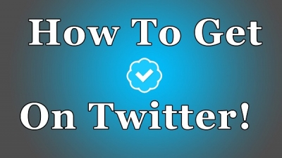 How to Get Verified on Twitter (handle) account in 2017