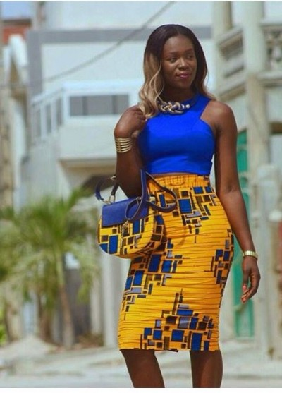 latest fashion and style: for African ladies and guys (Photos)
