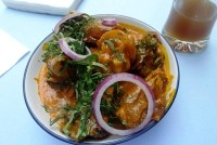 Nigerian Food: Nkwobi (How to make it)