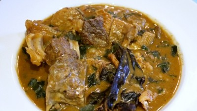 Nigerian Food: NSALA SOUP, (How to make it)