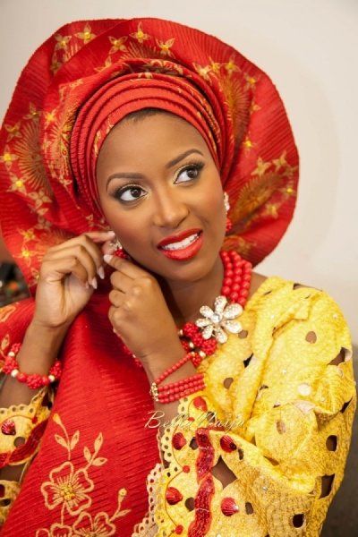 381+ Photos of Nigerian traditional wedding dresses in 2017