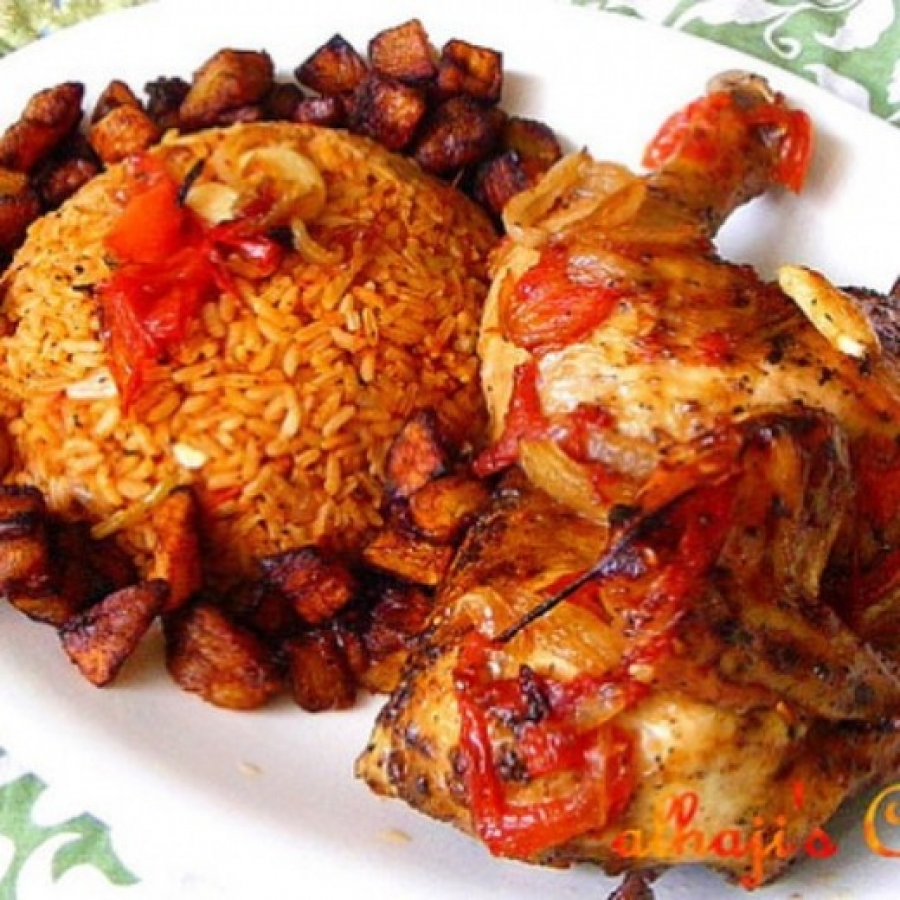 How To Cook Jollof Rice Videos Seekers Match