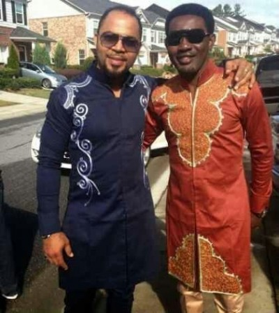 Selected Styles for Men with African Print/Ankara (PHOTOS)