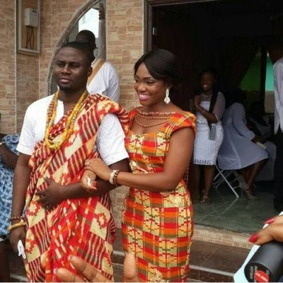 663+ Pictures of Ghanaian engagement dress styles in 2017