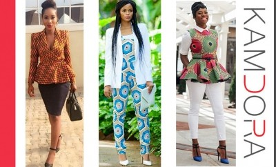 Trending Ankara styles for office (Photos)