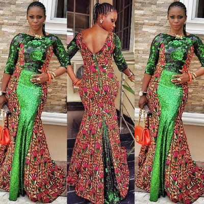 Top 2017 Best African Ladies Fashion: Ver15