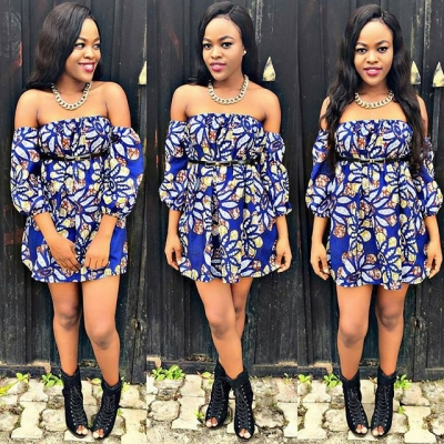 Top 2017 Best African Ladies Fashion: Ver19