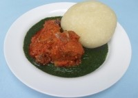 Nigerian Food: Yoruba Ewedu Soup (How to make it)