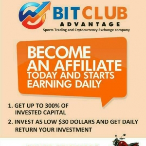 Bitclub Advantage Investment opportunity