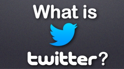what is twitter? what is twitter good for? Beginners guide