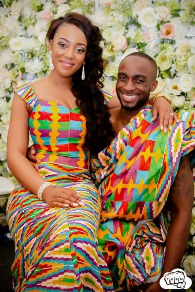 Best Photos of  Couple styling on African Ankara (PHOTOS)
